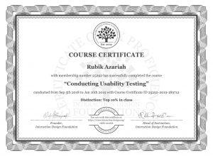 Rubik Certificate IDF Service Design
