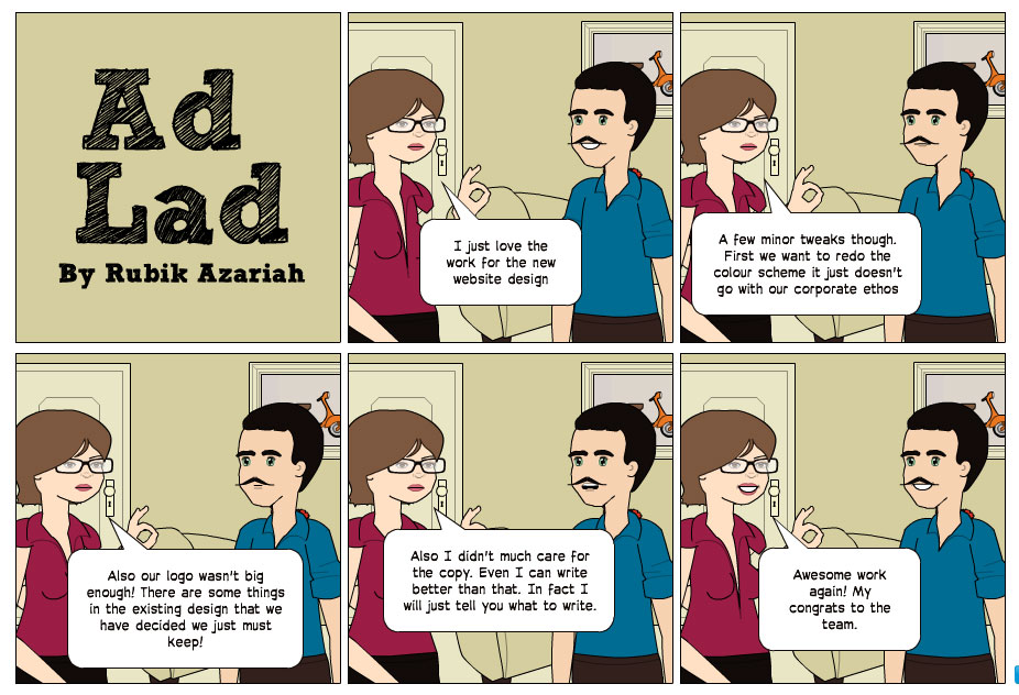 AD LAD VOL2: ISSUE 2