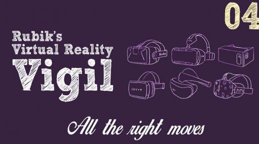 VR Vigil swinging into action