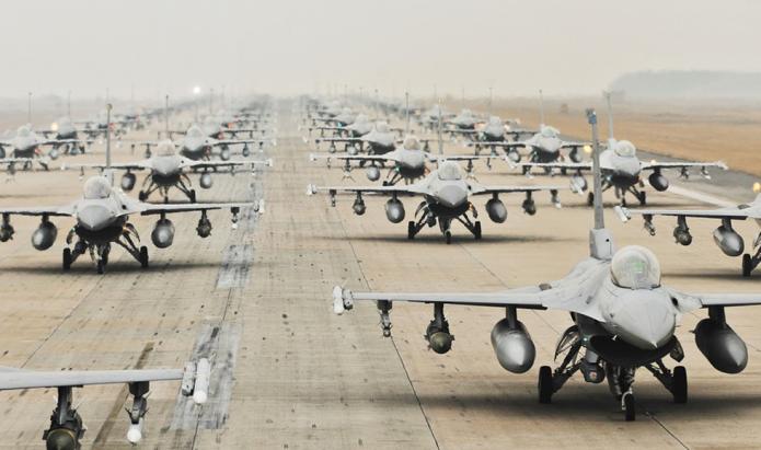 AI F16 Jet beats F16 pilot five times